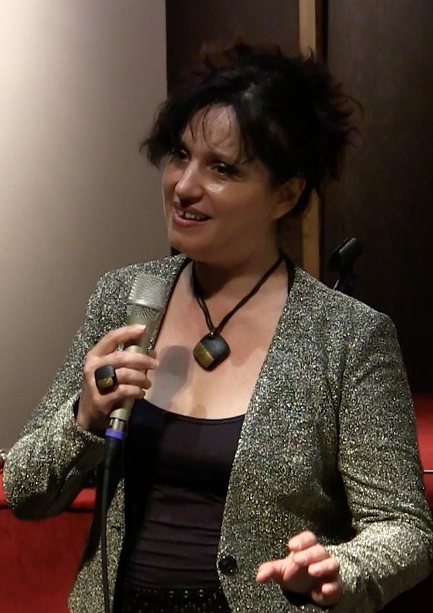Adele Bracco Chanteuse de jazz